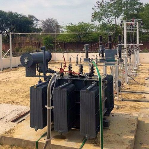 Installation-of-substation