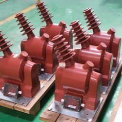 Outdoor Resin Cast Voltage Transformer